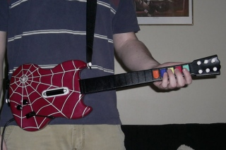 Spider Web Guitar